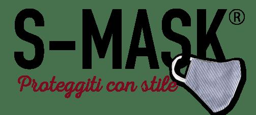 Mascherine Pescara S-Mask Logo