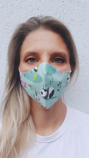 Mascherina sartoriale S-Mask Pescara